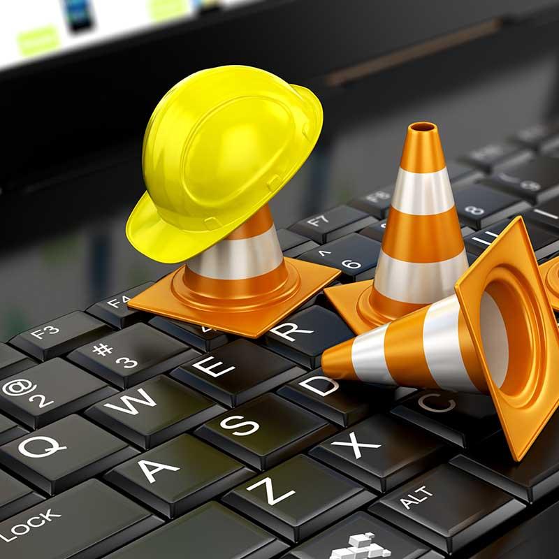 Glacier IT Web Maintenance